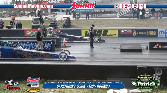 The St. Patrick's Classic Is LIVE! We Have Live Drag Racing To Watch Right Here!