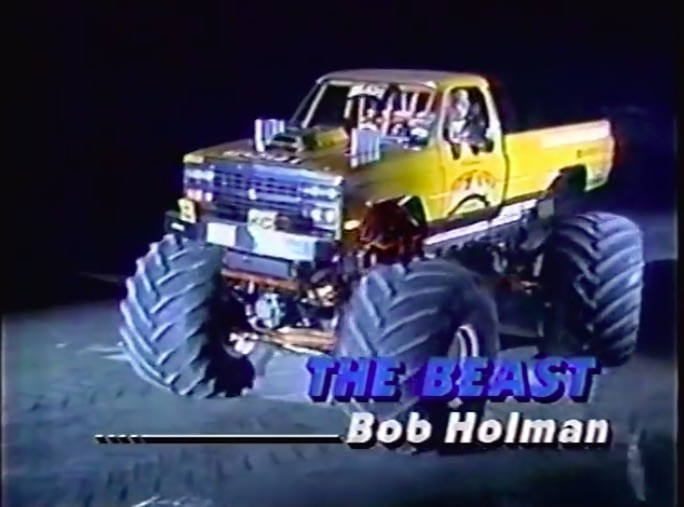 QuarantinePiece Theater:  Monster Truck and Pulling Show From Indianapolis Circa 1989 – Truck Pull Drag Racing!