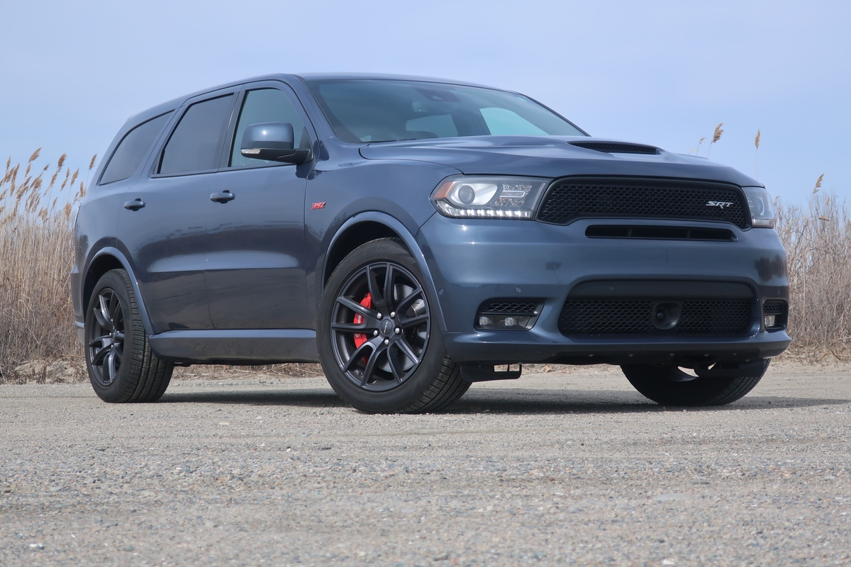 No Blower, No Problem: The 475hp 2020 SRT Durango Is An All-Wheel-Drive Family Truckster And Entertainment Center