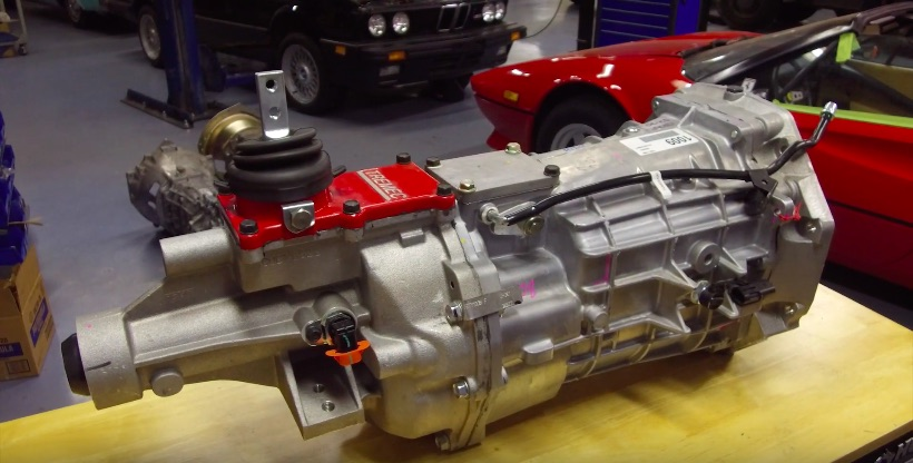 Know Your Gearbox: This Walk Around Of A Tremec Magnum Six Speed With American Powertrain Is Great
