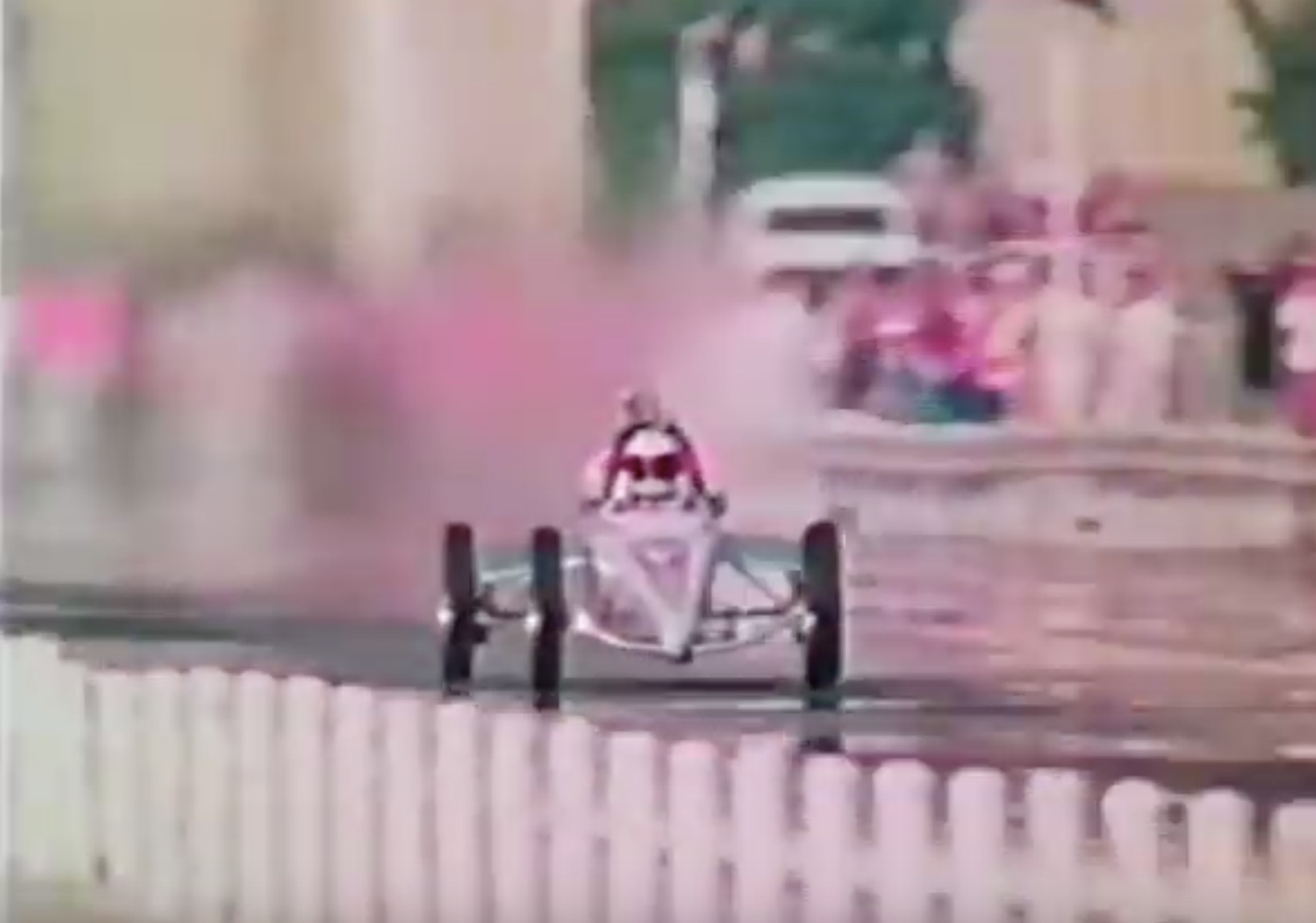 """Quarantinepiece Theatre: 1974's """"Vrooom!"""", A Look Back To The Track In 1974!"""