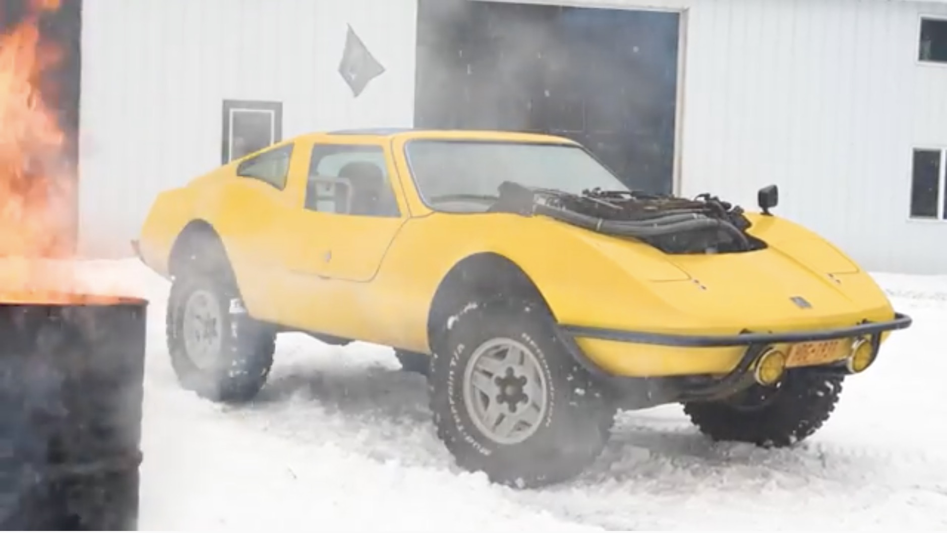 That's Different: Bradley GT 4×4, Courtesy Of Toyota Running Gear