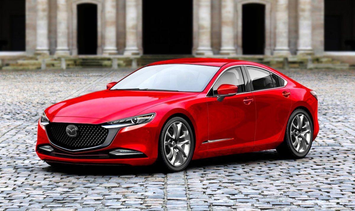 Mazda Grows Up: New Rear Wheel Drive, 350hp Mazda6 Looks Like The Car American Companies Should Make