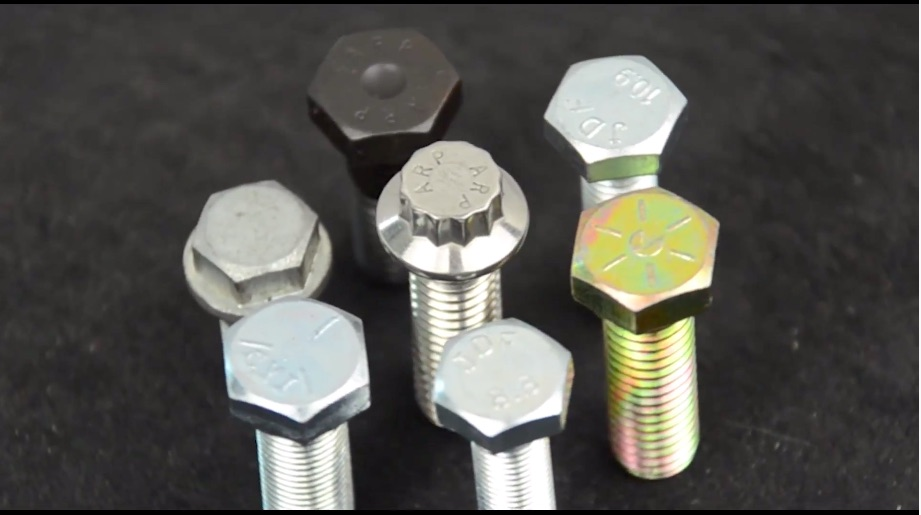 Know Your Bolts: This Video From ARP Explains Bolt Grading and What It Means – Good Stuff!