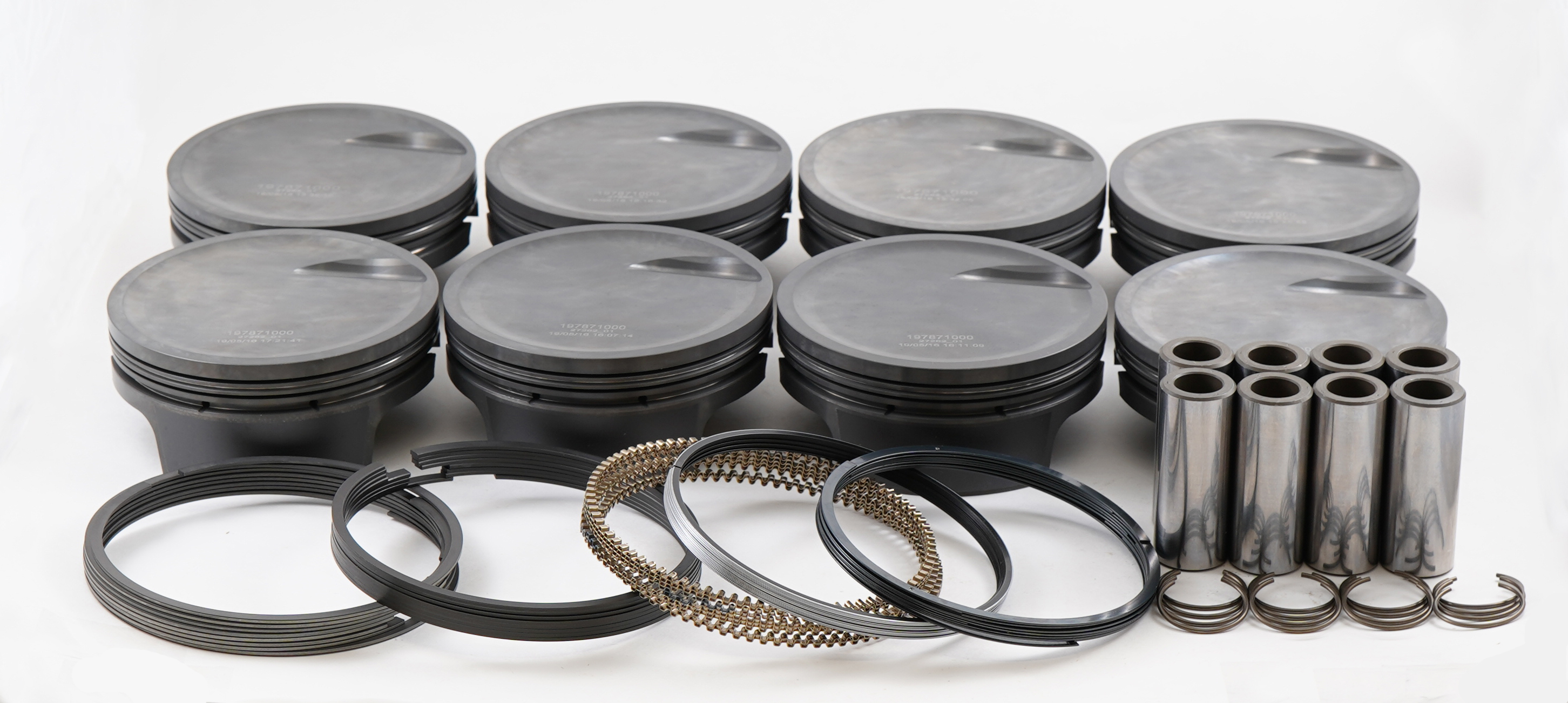 MAHLE Motorsport Expands Big Block Chevy Line Up – Introducing the Big Block Chevy 632 Forged PowerPak Piston Kit