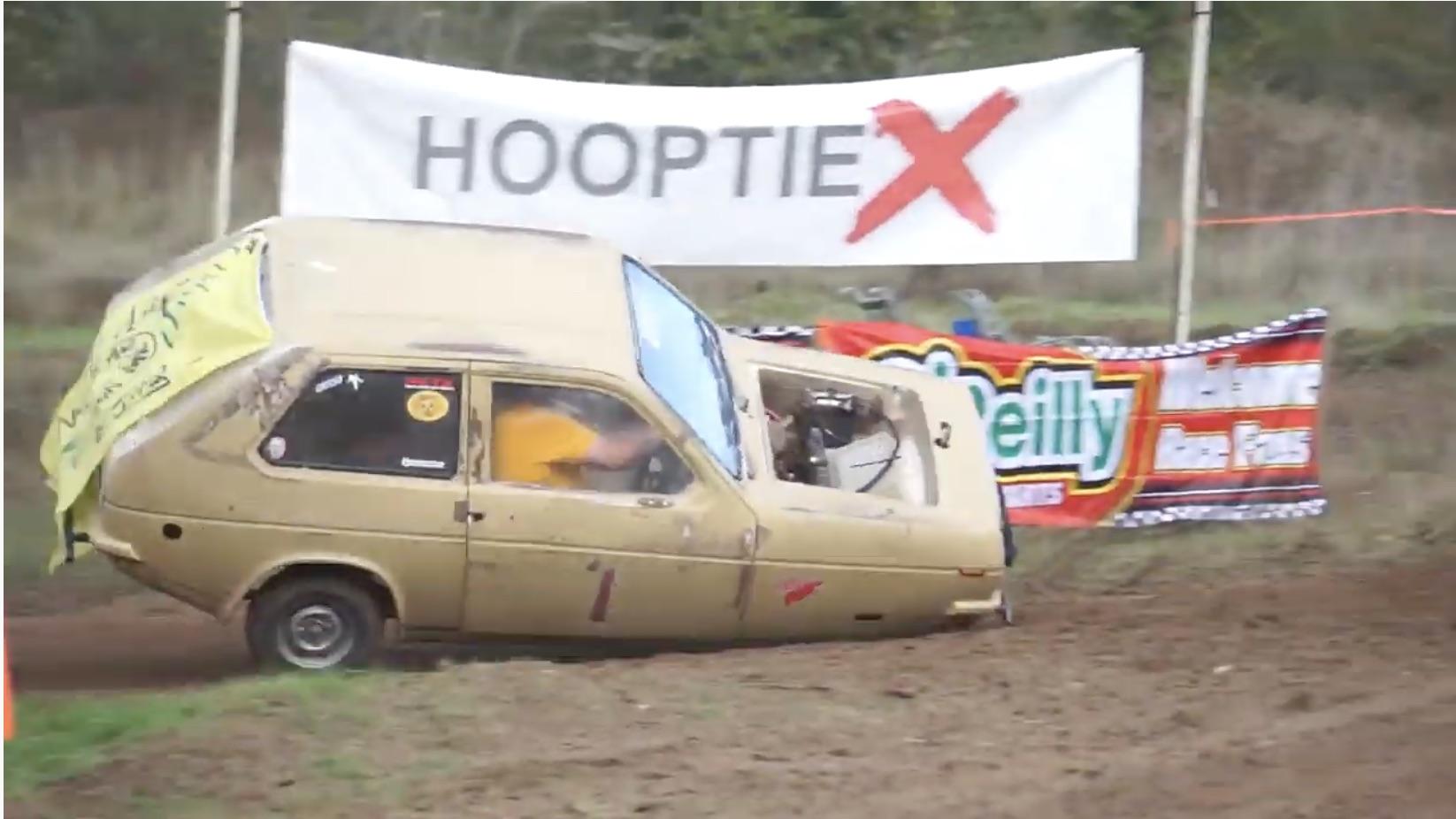 Go Play In The Dirt: The Gambler 500 Presents HooptieX at Oregon City