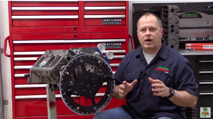 Engine Tech Video: How To Properly Degree In Your Camshaft – Take Your Time And Follow This Process For Success