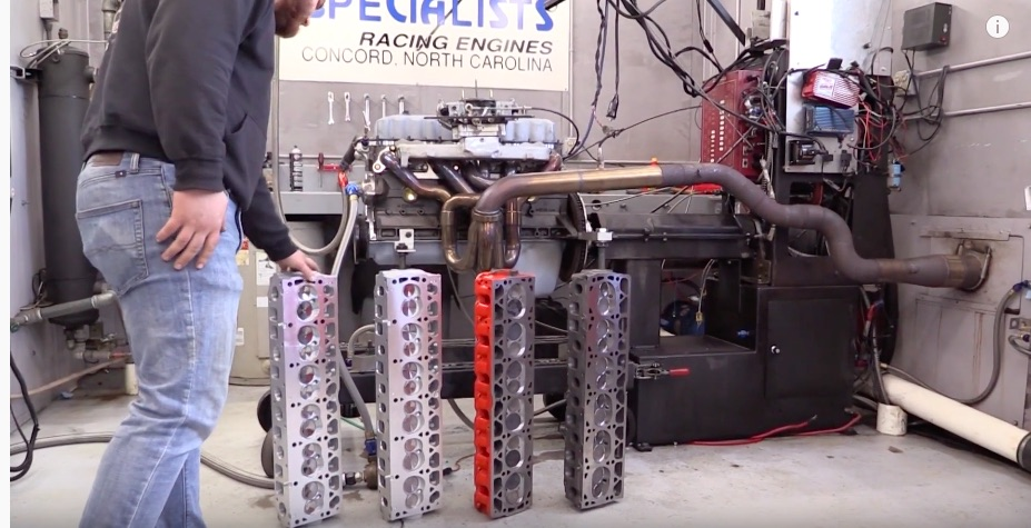 Cylinder Head Tech Video: Watch Five Different Heads Get Dyno Tested On A Stroker Jeep Inline Six!