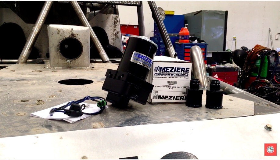 Cool It! This Look At The Meziere 20 GPM Remote Mount Water Pump Is Cool – So Many Uses!