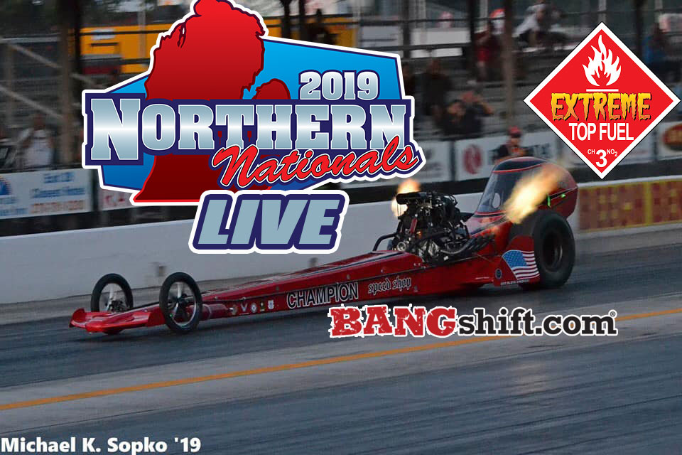 Watch Our Encore Presentation Of The US131 Northern Nationals. Nitro Nostalgia Top Fuel, Funny Cars, And More!