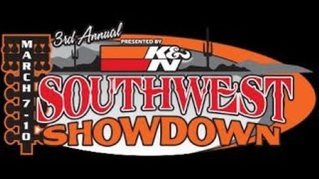 Watch Our FREE LIVE Streaming Video From Last Year's Southwest Showdown