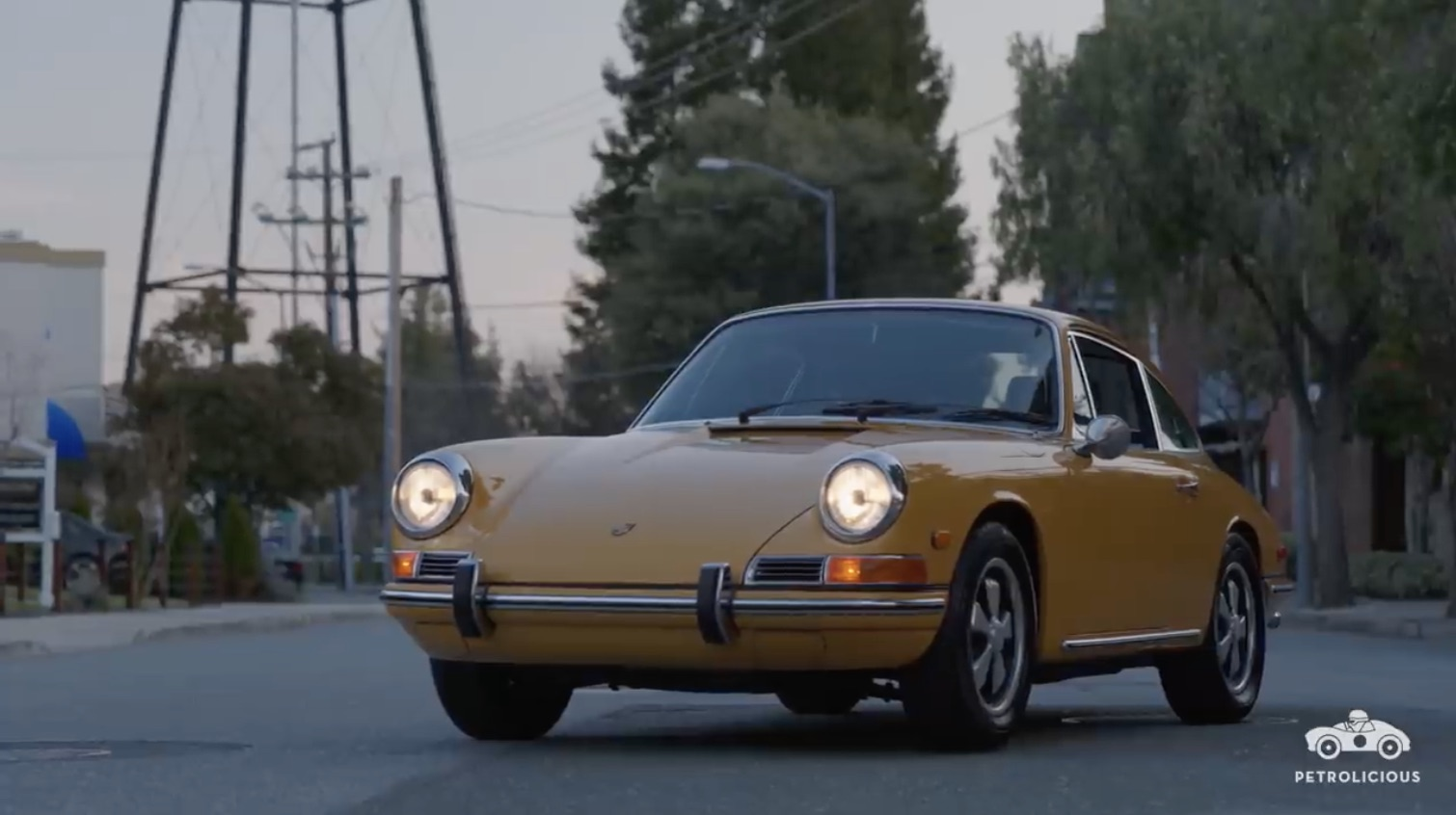 Proper Caretaking: This 1968 Porsche 911 Is Living A Properly Charmed Live!