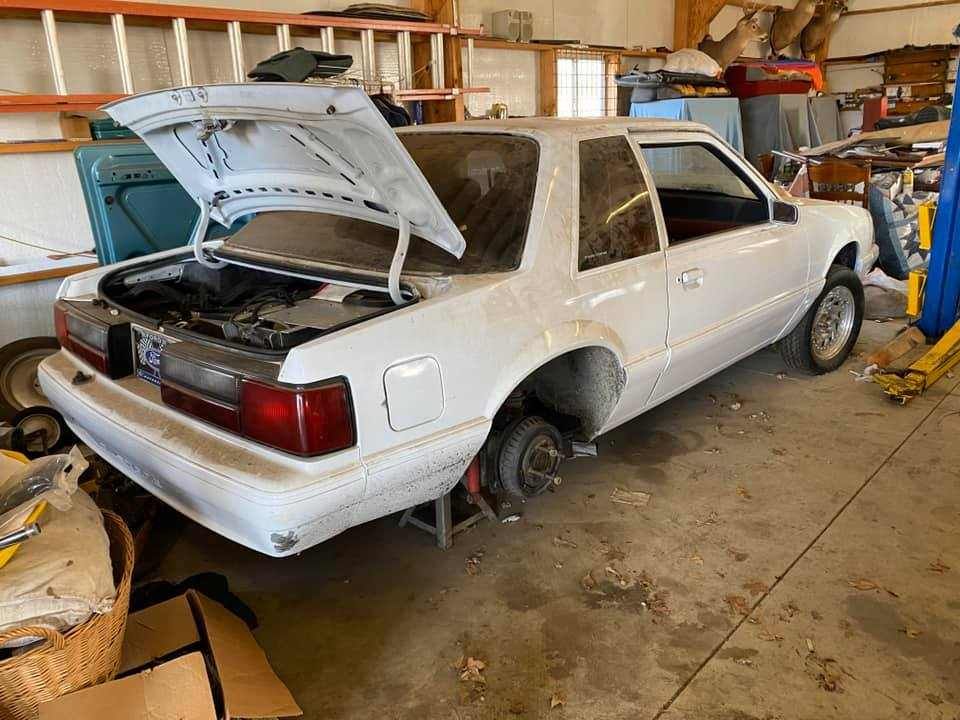 The Shop Toy, Part 1: Dusting Off A 1989 Mustang To Put Back Onto The Street