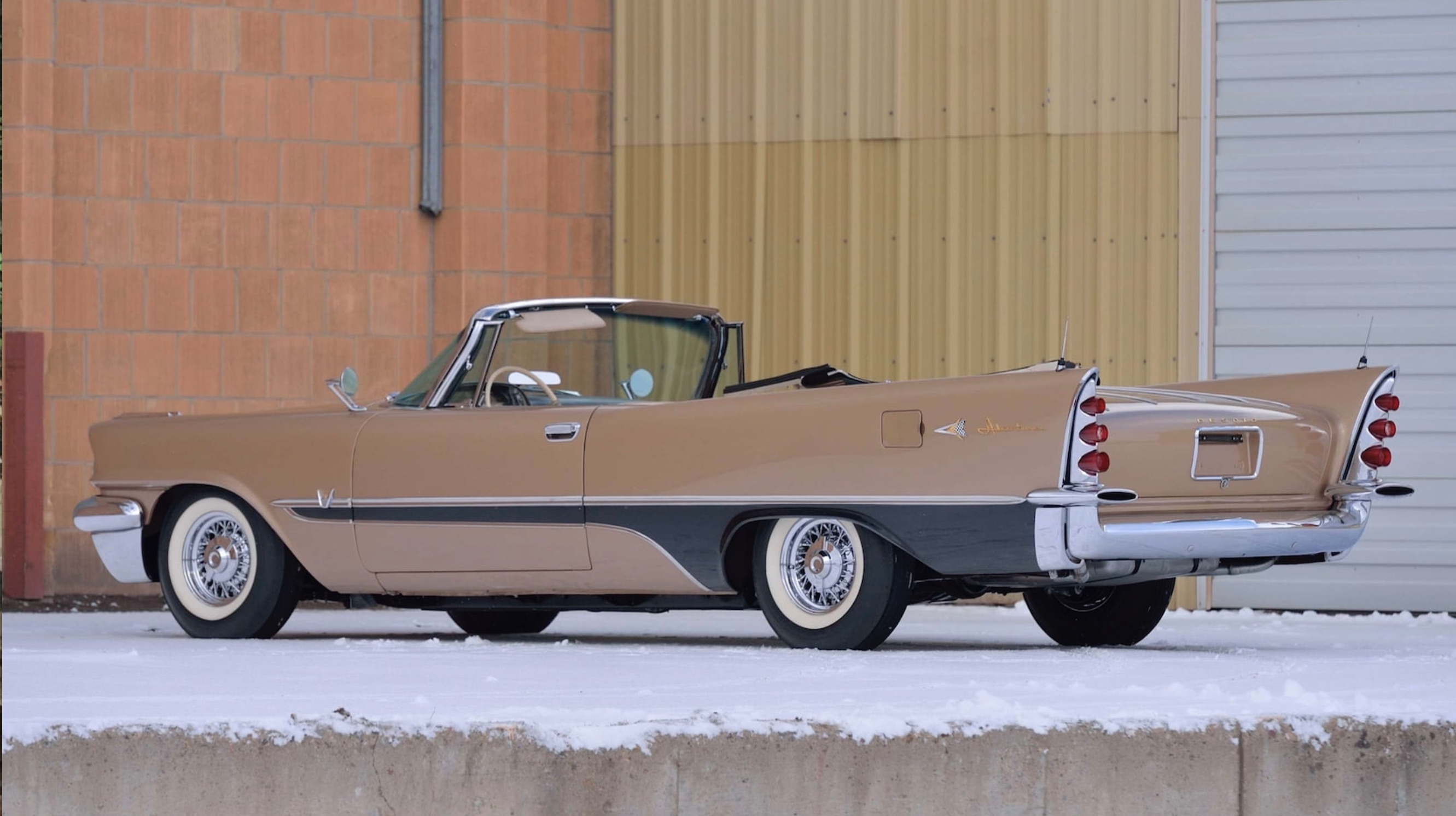 BangShift Question Of The Day: What Is The Most Iconic Fin Car Of The 1950s?