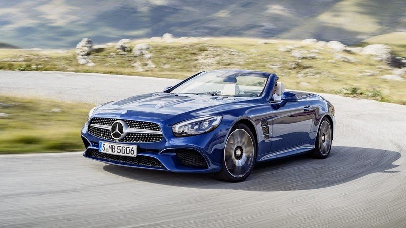 Is The Legendary Mercedes SL Headed To The Grave? The Brand Has Made An Announcement About Its Future