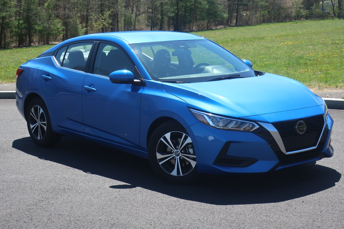Smart Money: BangShift Road Test (With Video!) Of The 2020 Nissan Sentra SV – A New Look, A New Car, A Good Buy?