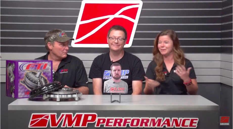 Great Video: An In-Depth Discussion About Clutches and Torque Converters With McLeod and FTI Hosted By VMP
