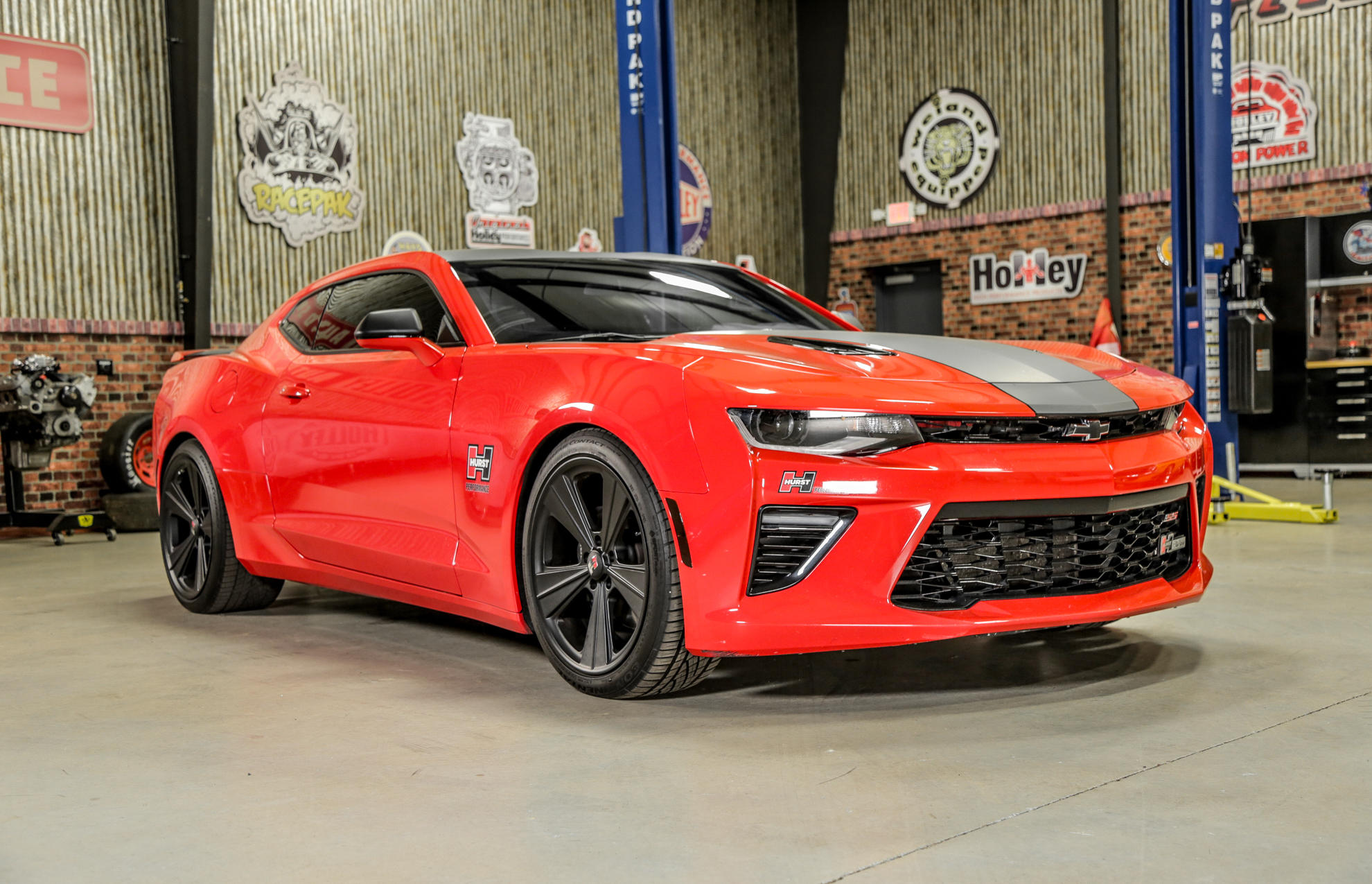 You Can Own THE Hurst Camaro! Not A Hurst Elite Series Camaro, But The One They Developed The Package And Parts With!