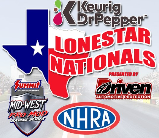 LIVE Streaming Drag Racing! Watch Mid West Pro Mods, Funny Cars, Dragsters, Big Tire & More From The Lonestar Nationals Pay Per View!