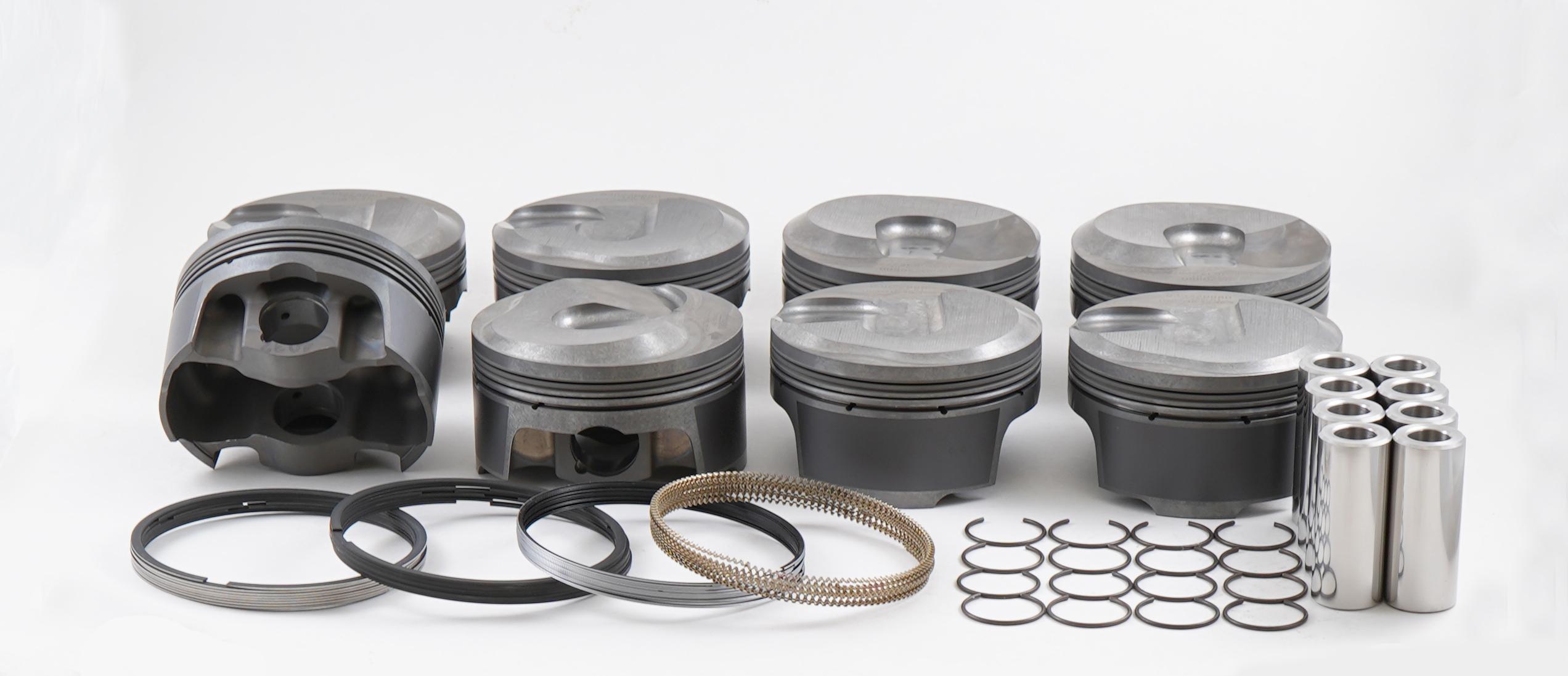 MAHLE Motorsport Introduces Forged PowerPak Piston Kit forLT-based Direct Injected EcoTec3 5.3L Engine