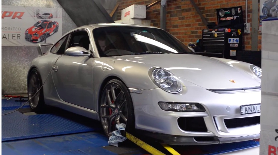 The Sweet Sound Of Success: Listen To This Tweaked, Titanium Exhaust Equipped Porsche 997 GT3 Make 420+ Horsepower At 8,100 RPM