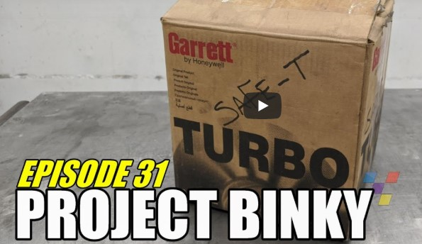 Project Binky Update: Turbo, Transmission, And So Much More For This Turbo 4 All Wheel Drive Mini