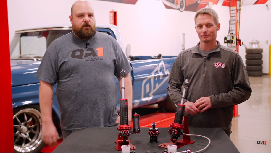 Adjustable Shocks You Are Afraid To Use? Watch This Video From QA1 And Get Over Yourself!