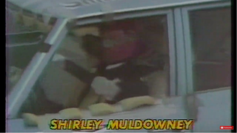 Awesome Video: Watch Shirley Muldowney Nearly Win A Celebrity Demolition Derby In 1976!