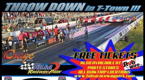 The Throwdown In T-Town Is Happening This Weekend!!! Free Tickets Are Available Or Watch The PPV Livestream