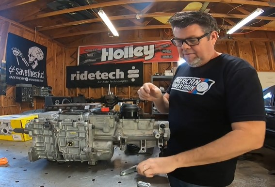 Do You Know How To Get The Right Shifter Position On Your Tremec Transmission? Watch And Learn How To Change It.