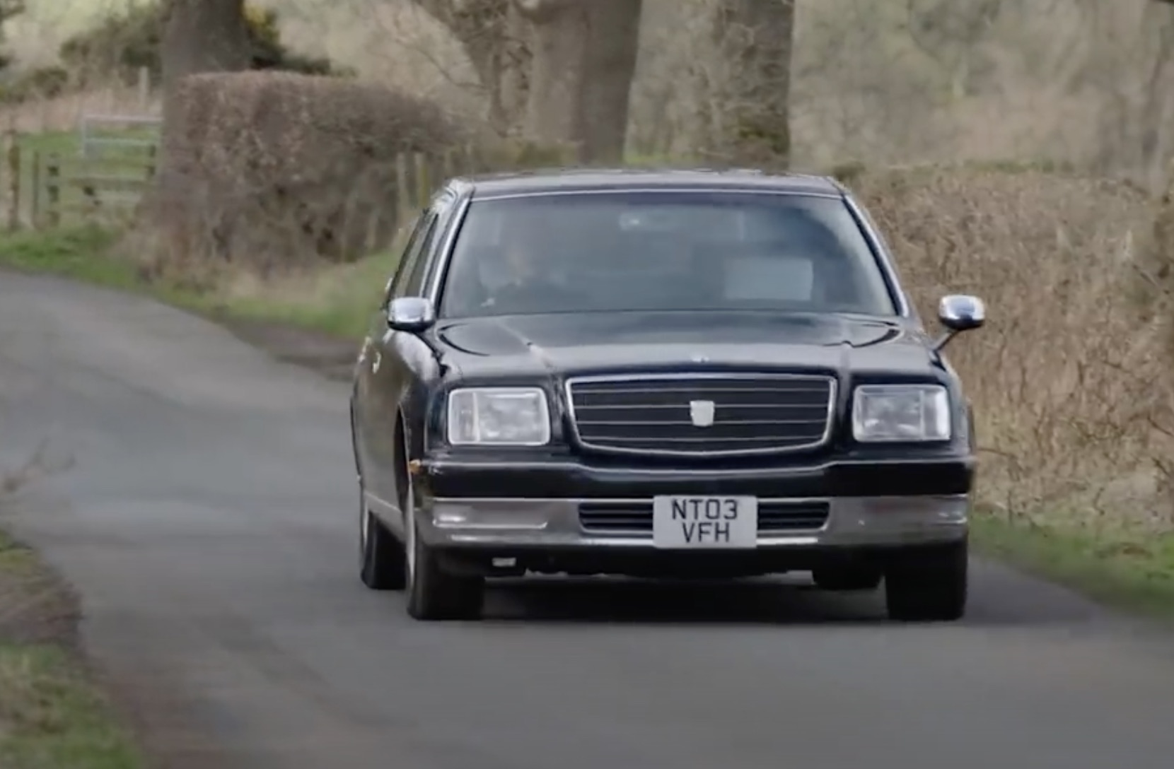 Smooth And Stately: Experiencing A Toyota Century As The Businessman's Brougham