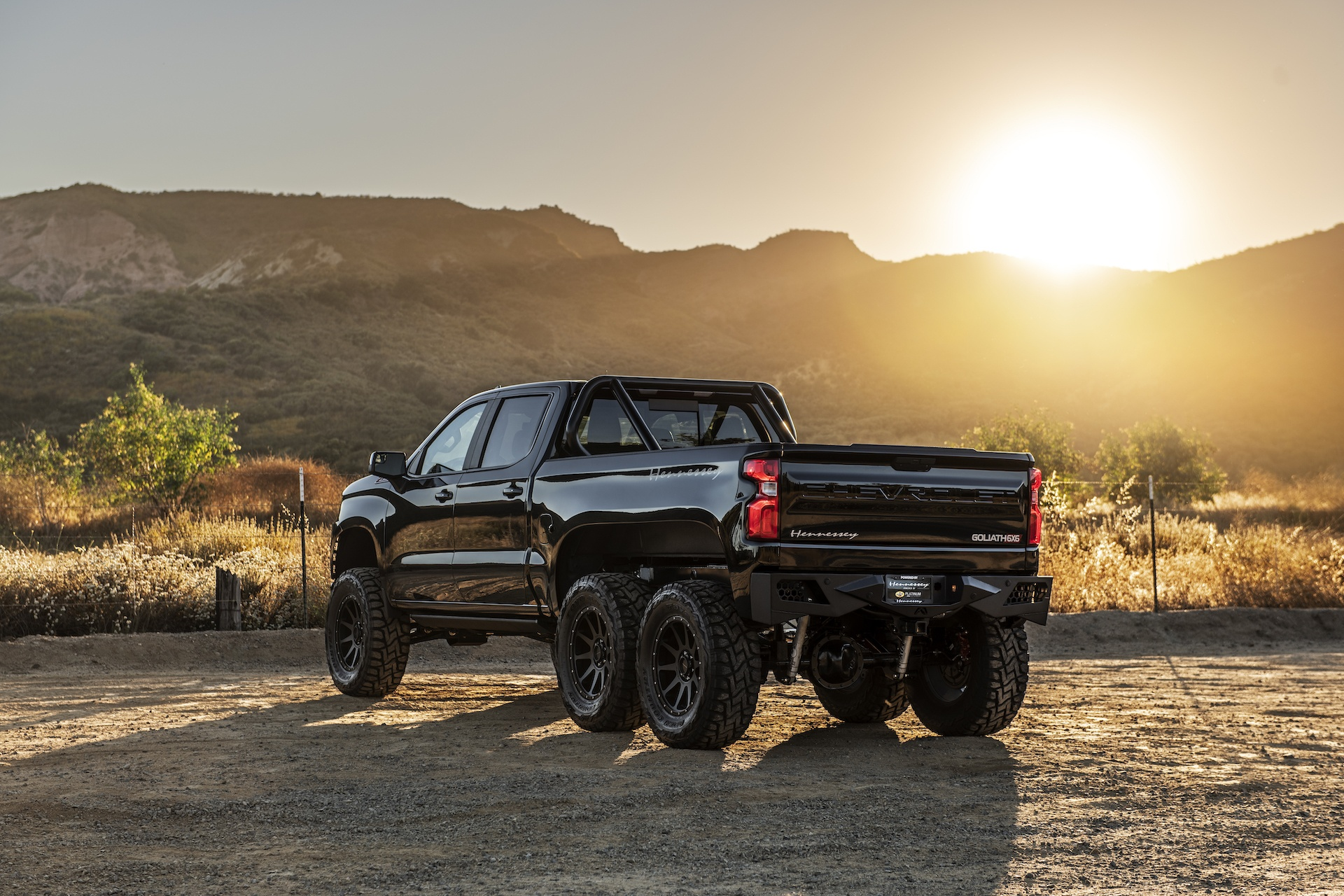 Hennessey Performance Introduces The Hennessey Goliath – LT4 Power, Crazy Performance, 6×6 Option