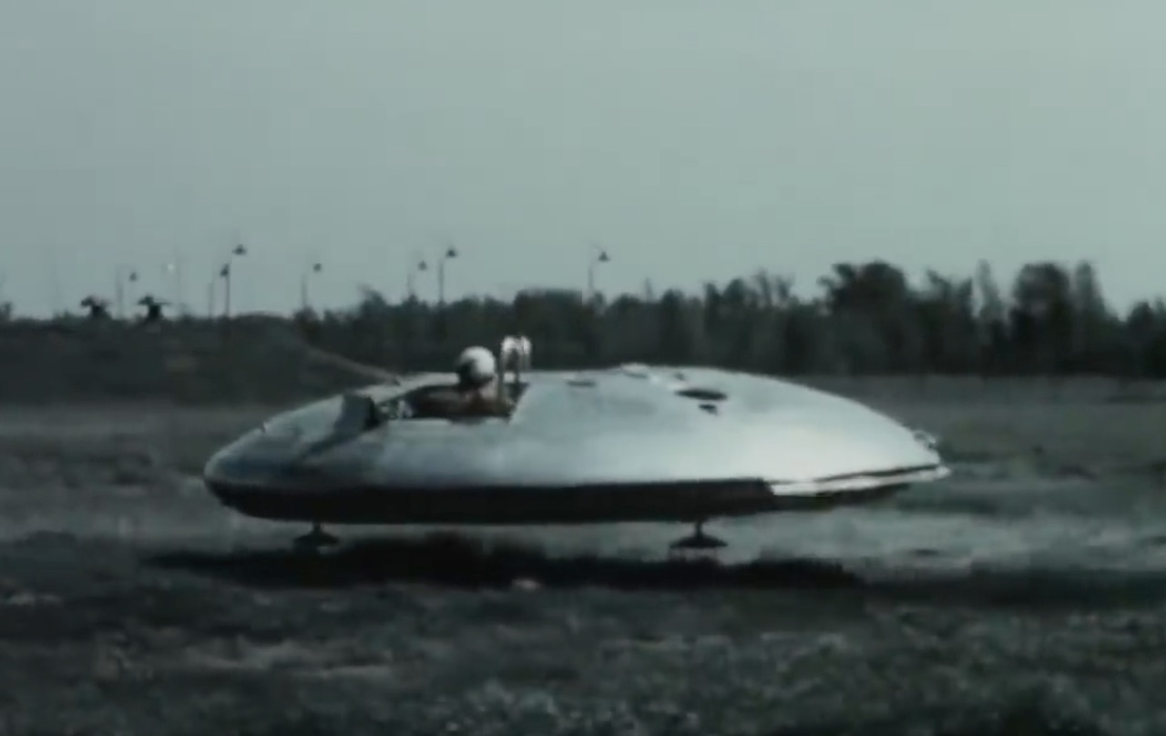 Yeah, We Made A Flying Saucer: The Avro Canada VZ-9 Avrocar Prototype