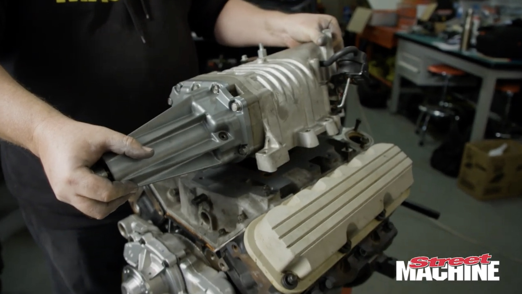 Buick V6 Build Part 2: The Upper End And The Party Piece On Top!