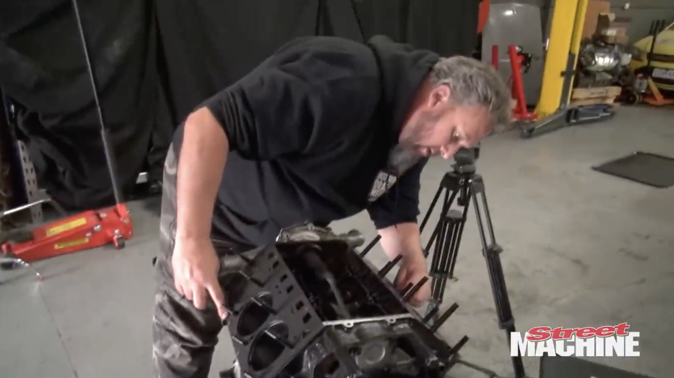 Buick V6 Build Part 3: Whoops, Missed A Step…Here's How The Heads Were Dealt With!