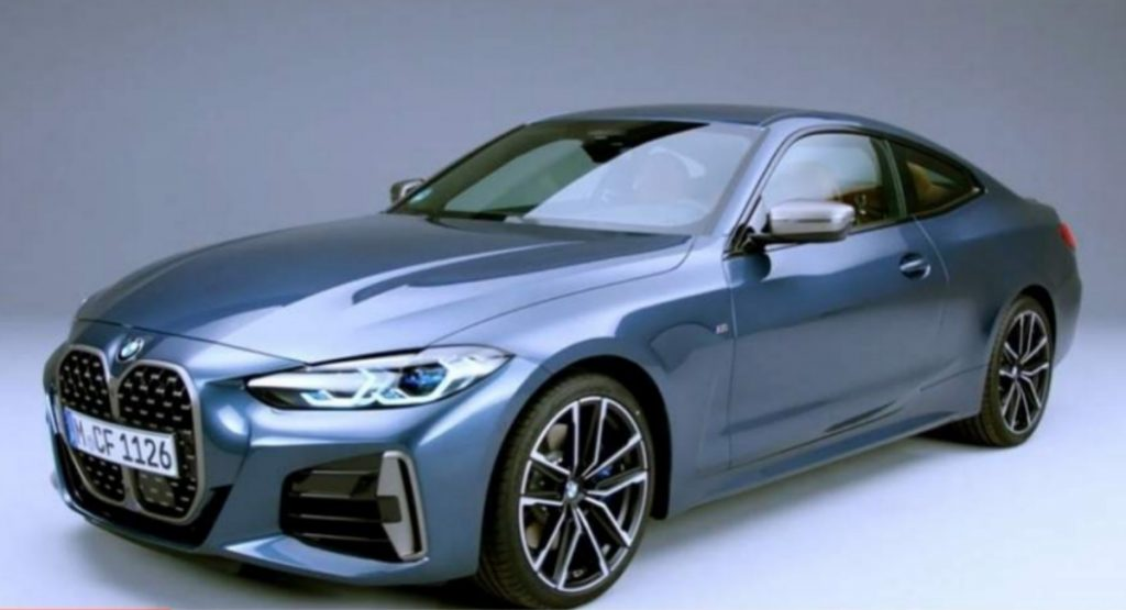 BangShift.com 2021 BMW 4-Series Has A Face That Some ...