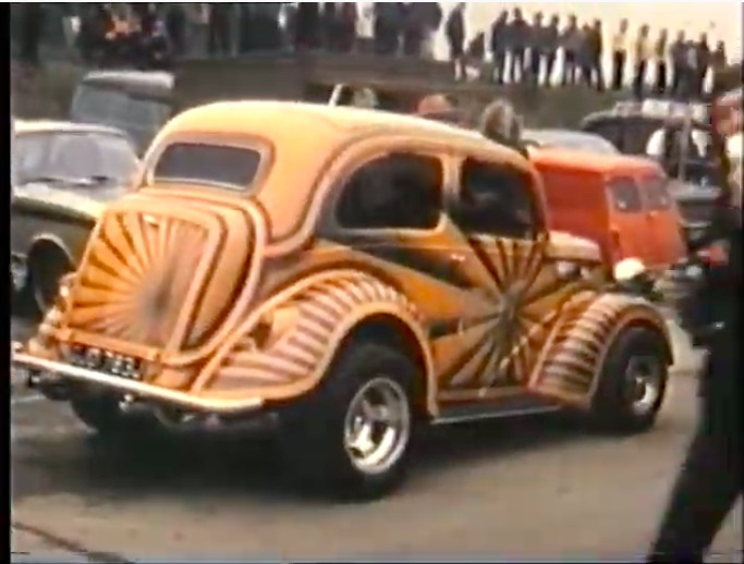 Fun Video: Check Out This Home Movie Footage Showing A Trip To Santa Pod Raceway In 1972