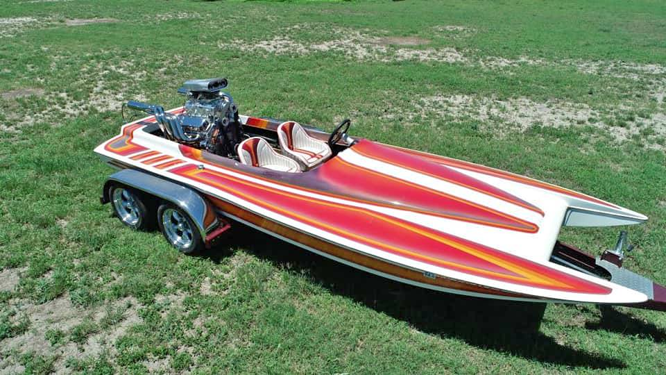 This 1984 Eliminator Pickle Fork Is One Bad Ass 100 Plus MPH Boat! The Want Is Real!