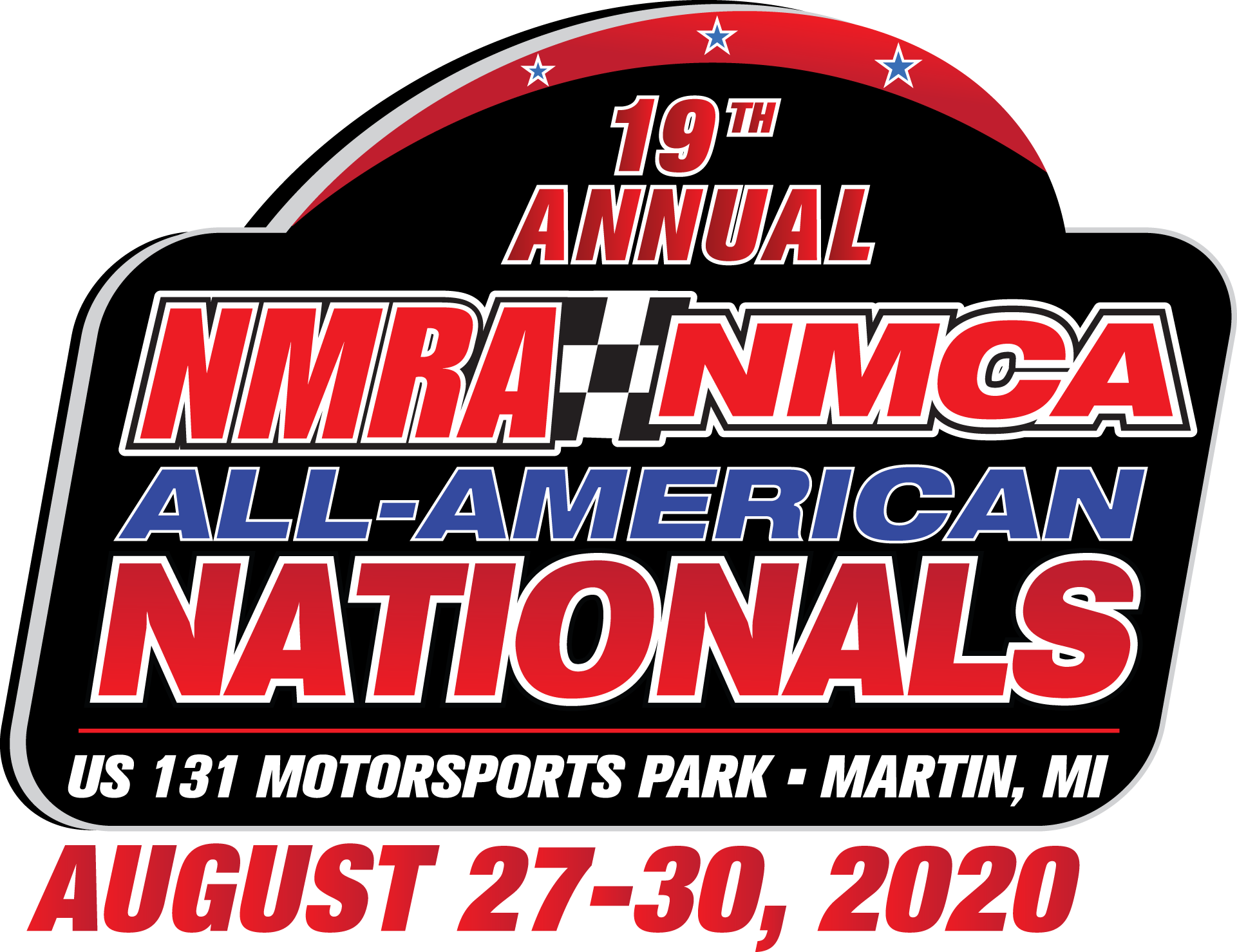 NMRA/NMCA All-American Nationals Moves to US 131 Motorsports Park August 27-30, 2020