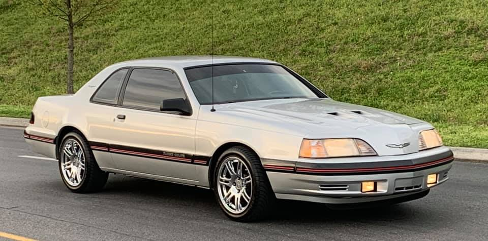 Woosh Right Along: 1987 Ford Thunderbird Turbo Coupe – The Other Turbocharged American Coupe!