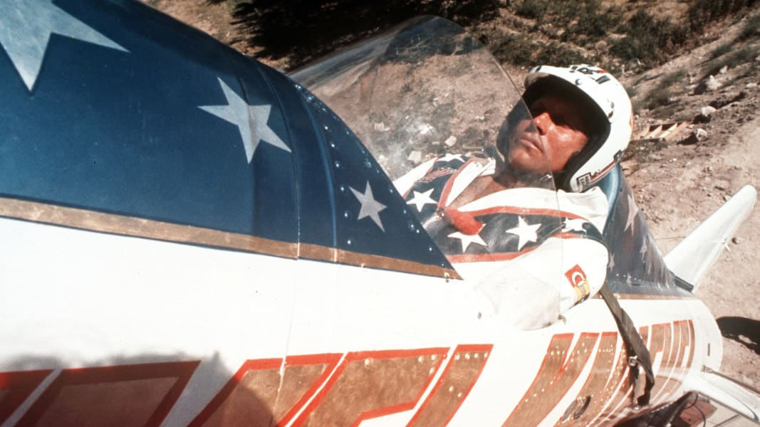 Knievel vs The Canyon: Here's The Incredible Story Of The Snake River Canyon Jump In 1974