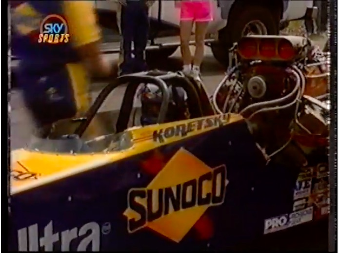 Drag Racing Time Machine: IHRA Top Fuel Action From Norwalk Circa 1990 – An All-Rookie Final!
