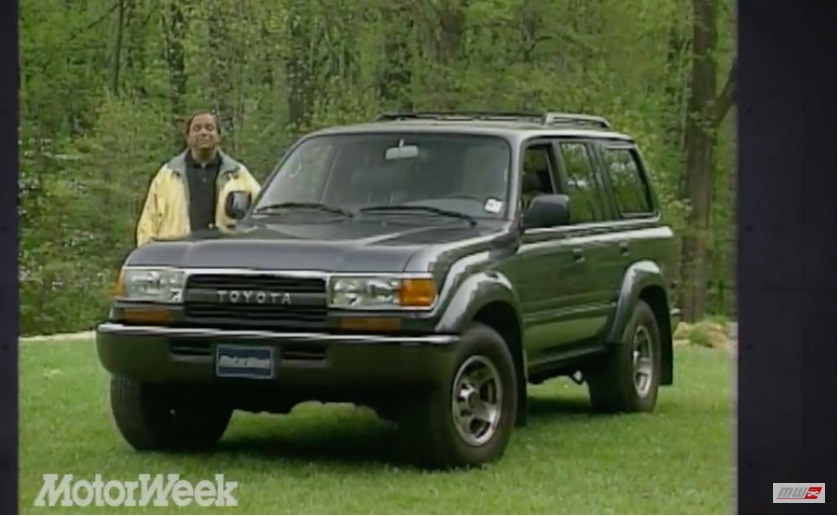 Looking Back To Look Ahead: The 1993 Land Cruiser J80 Still Stands As A Really Great Example Of The Quintessential SUV