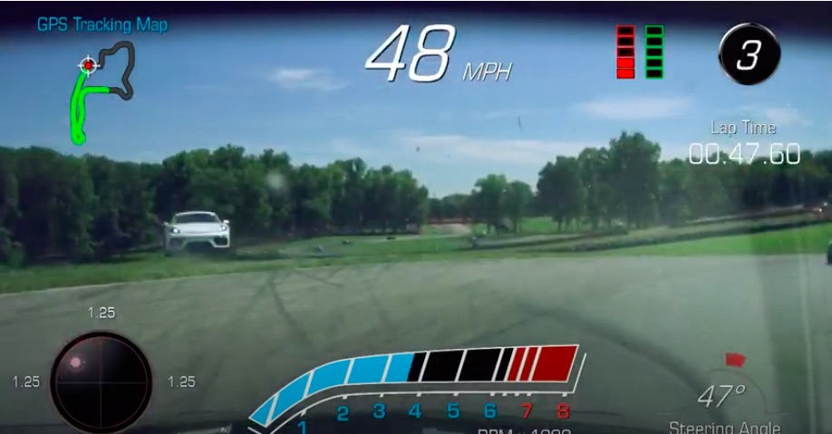 High Speed Exit: Watch This Porsche Hurtle Off The Course At Mid-Ohio Backwards At High Speed!