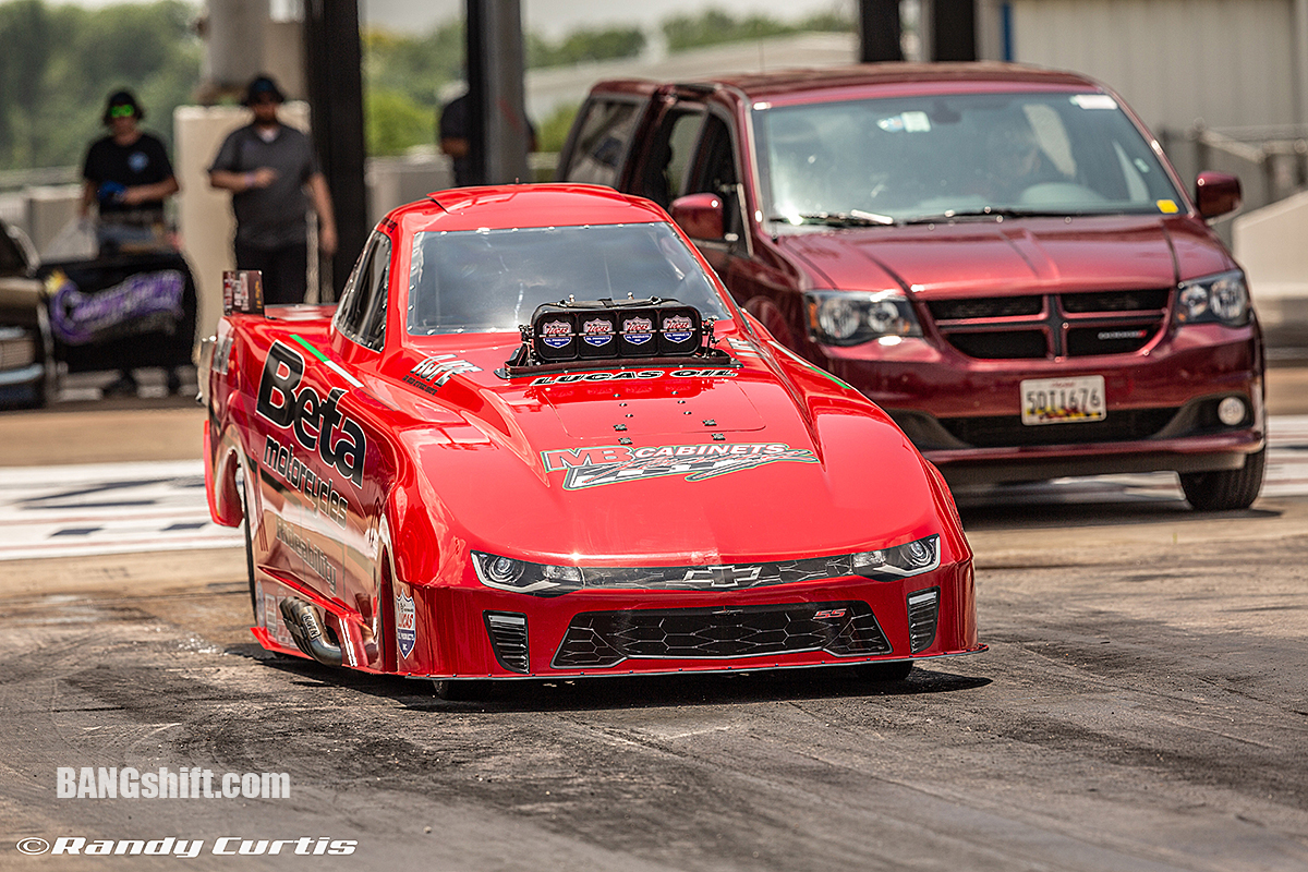 Mid West Pro Mods, Top Alcohol Funny Cars, Dragsters, And More From The Lonestar Nationals at The Texas Motorplex