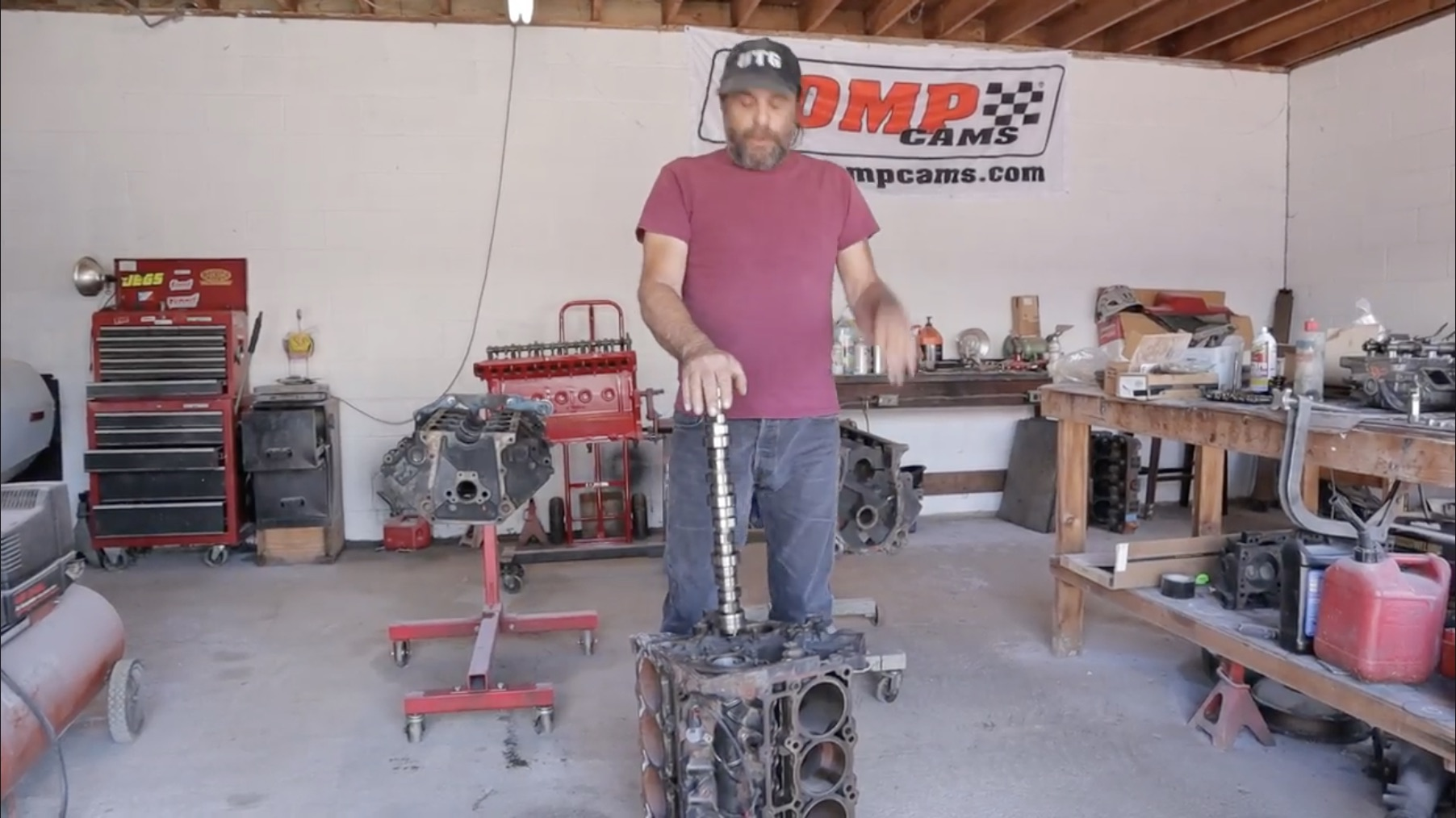 More In-Depth 3rd Gen Hemi Details From Uncle Tony, With A Focus On The Camshaft