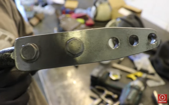 Build Your Own Adjustable Swaybar For Your Next Project!