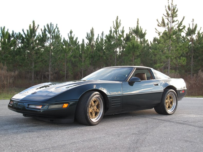 This 1991 Dick Gulstrand GS80 Corvette Is The Last One Made, Has TRACO Power, and Big Meats On The Corners