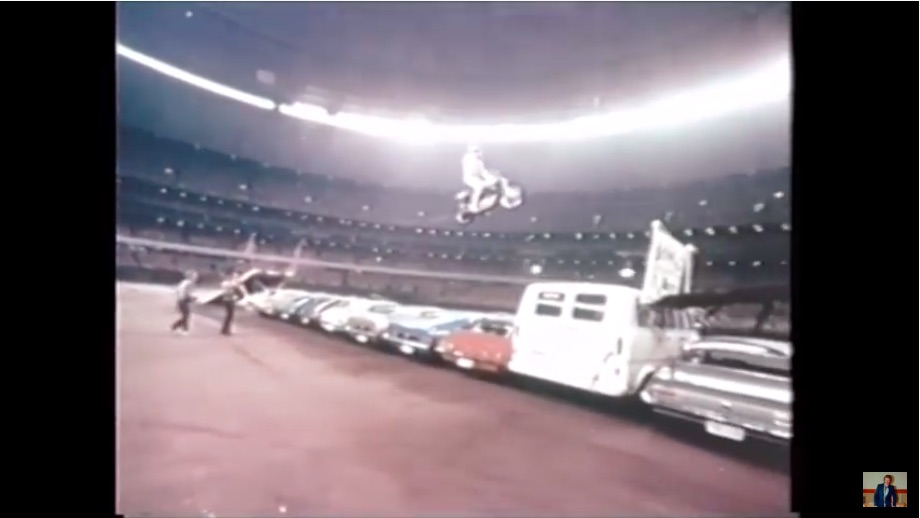 Last Of The Gladiators: This Documentary About The Career Of Evel Knievel Is Awesome