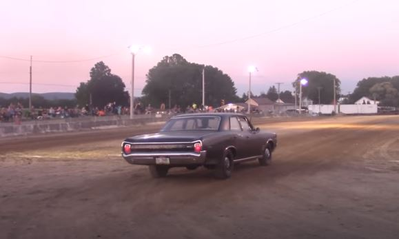 Till The Soil: Bringing A Toyota-Powered Pontiac Tempest To A Pig Farm Drag Race